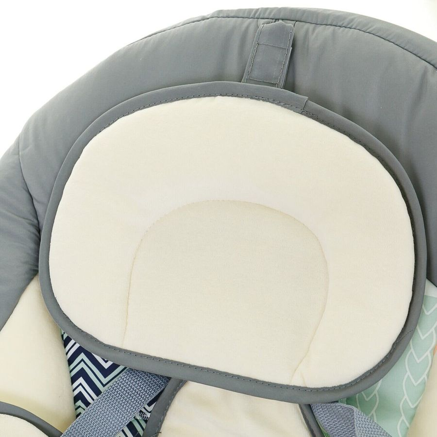 Крісло-гойдалка Mioobaby Impulse Light Grey